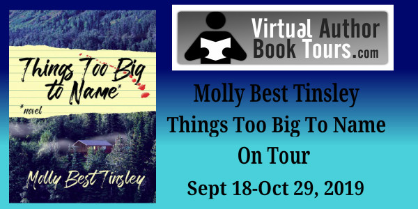 Things Too Big to Name Blog Tour